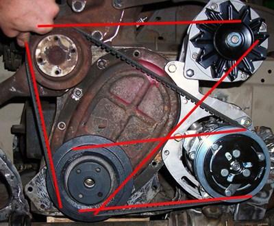 Parts 1147cc