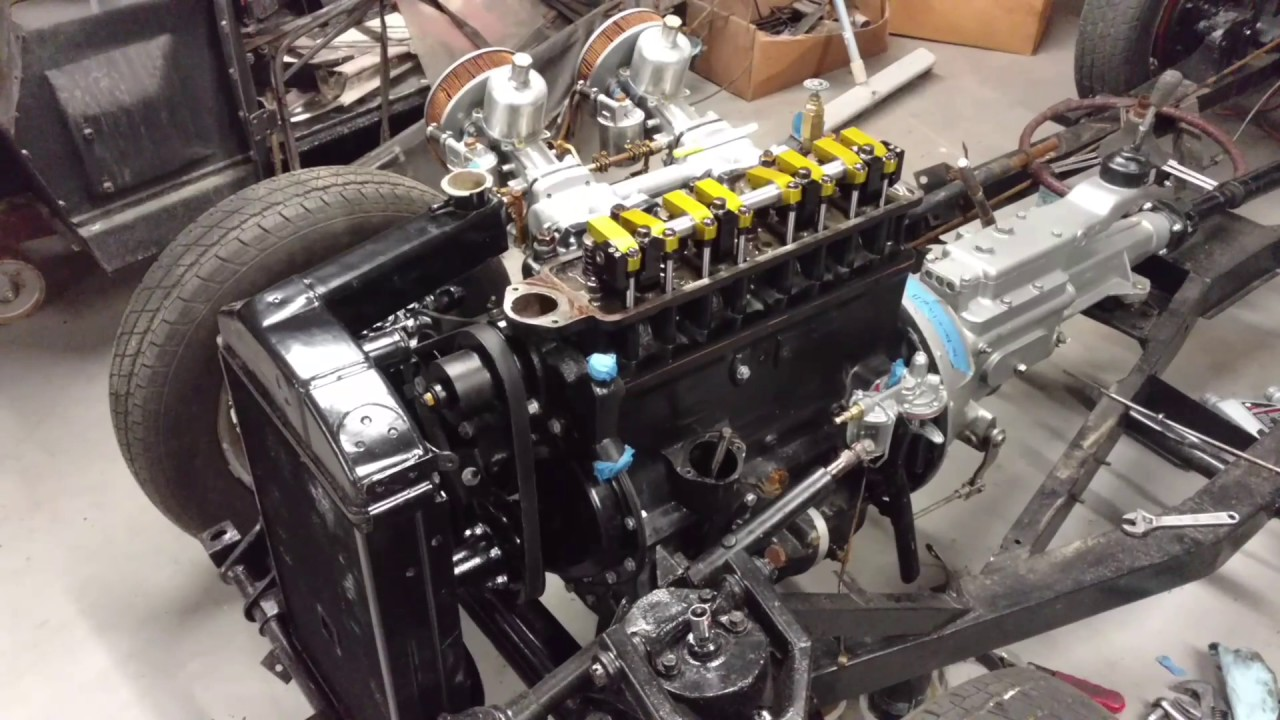 Another failed attempt of a Triumph Engine Rebuild that...